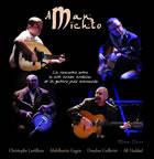 Visuel du CD 14 titres d'Aman Michto